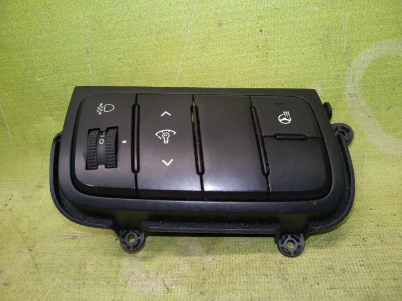 Блок кнопок Kia Ceed 2 Hb ХЭТЧБЭК G4FA 2012 (б/у)