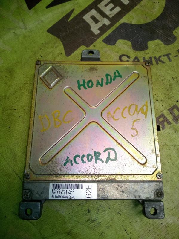 Блок управления двигателем Honda Accord 5 2.0 F20Z2 1993 (б/у)