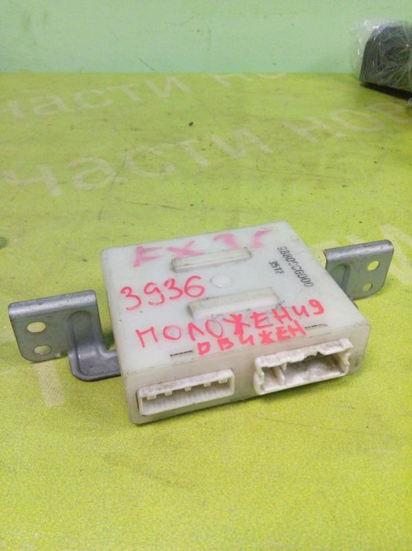 Блок движения Infiniti Fx35 S50 3.5 VQ35DE 2004 (б/у)