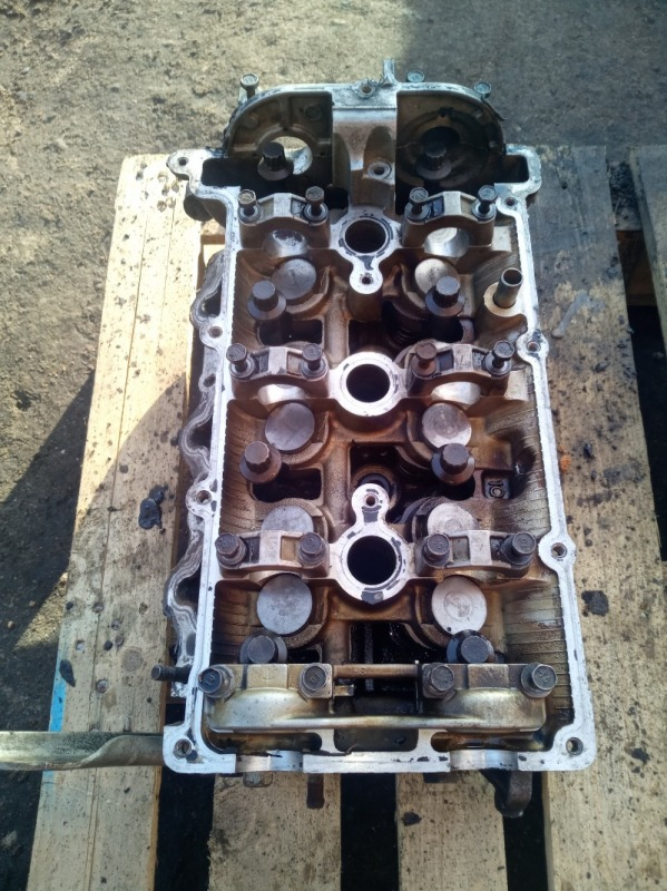 Головка блока цилиндров Ford Probe 2 КУПЕ 3ДВ 2.5 V6 1996 левая (б/у)