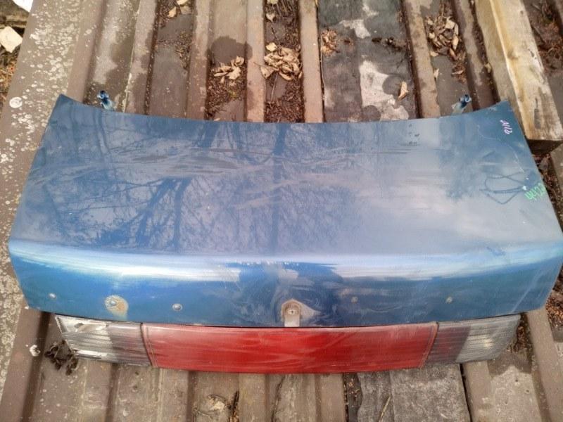 Крышка багажника Ваз 2110 1.5 16 КЛАПАНОВ (б/у)
