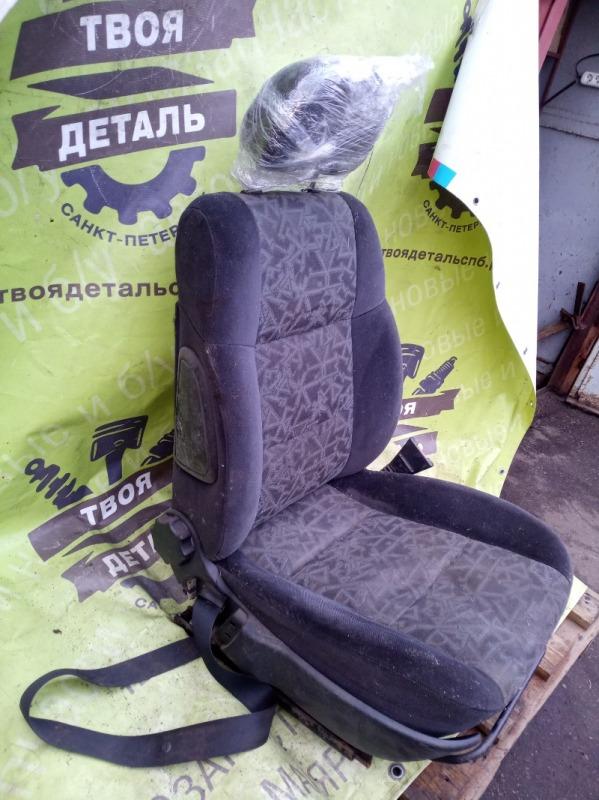 Пассажирское сиденье Opel Vectra B УНИВЕРСАЛ X20XEV 1998 переднее (б/у)