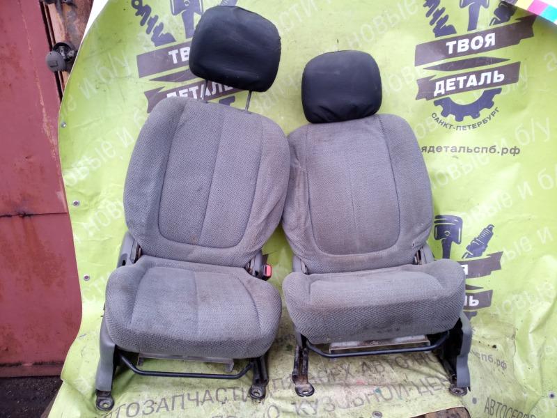 Комплект сидений Suzuki Grand Vitara 1 2.5 1999 передний (б/у)