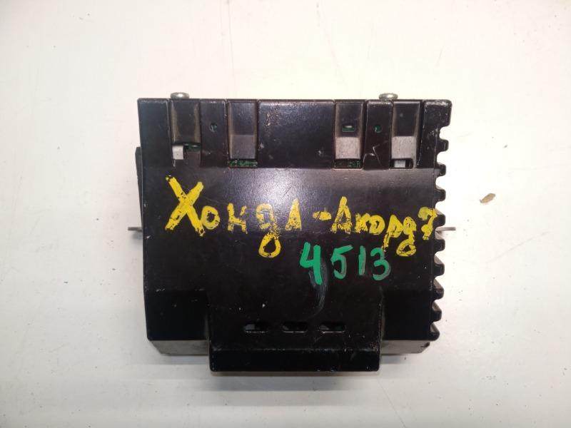 Усилитель звука Honda Accord 7 K24A3 2007г.в. (б/у)