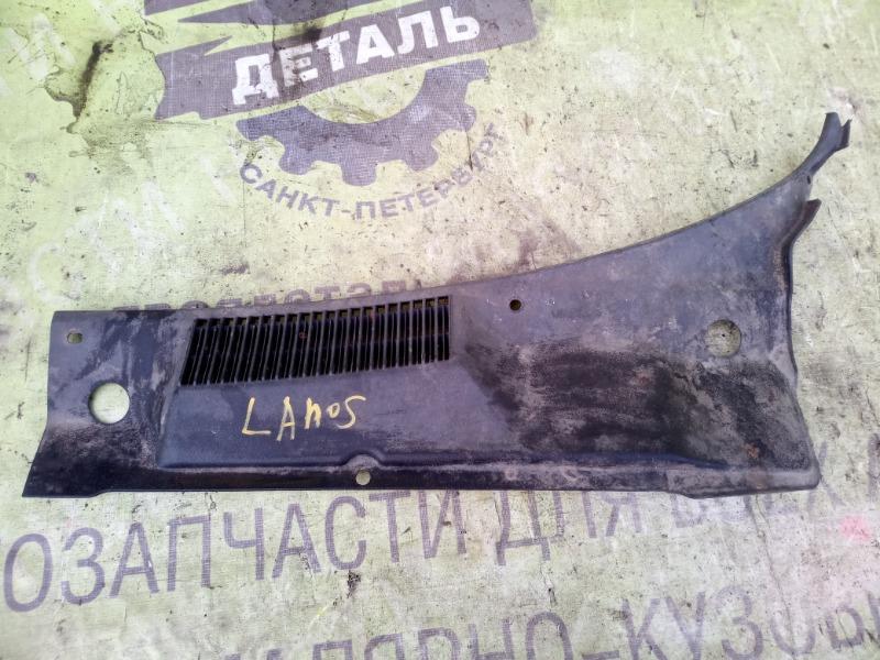 Жабо Chevrolet Lanos 1.5 левое (б/у)