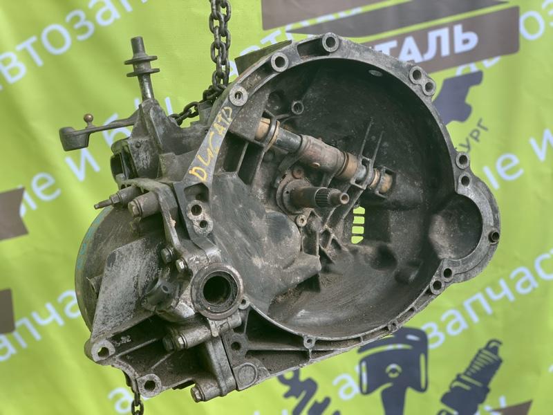 Коробка передач мкпп Fiat Dukato 2.8 ДИЗЕЛЬ 2001г.в. (б/у)