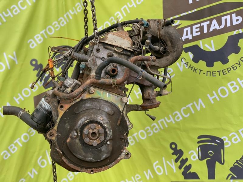 Двигатель Volkswagen Golf 2 ХЭТЧБЕК 1.8 1991 (б/у)