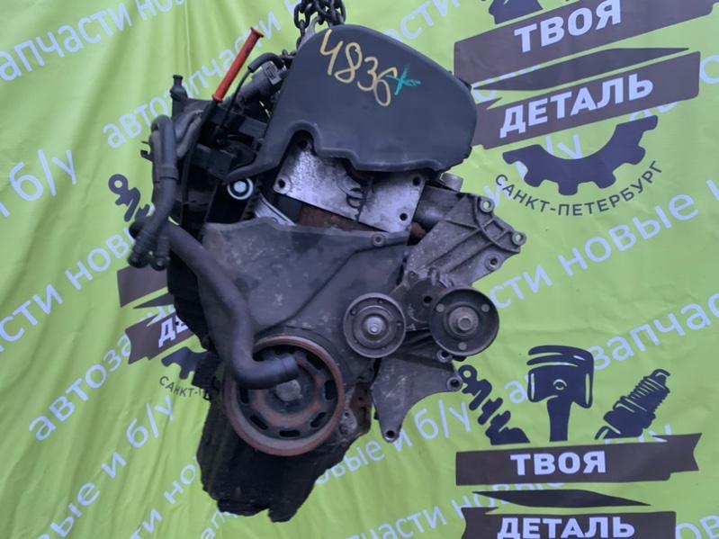 Двигатель Volkswagen Bora 1.6 AZD 2000 (б/у)