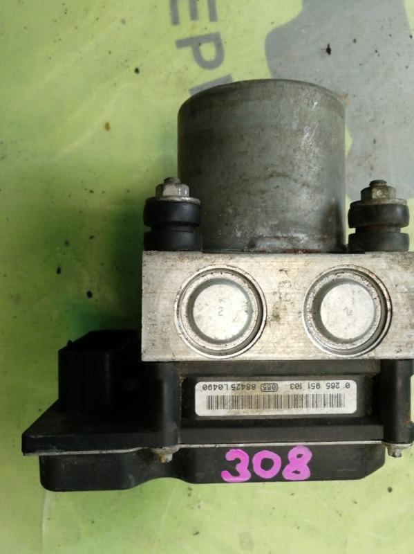 Блок abs Peugeot 308 1.6 EP6 2008 (б/у)