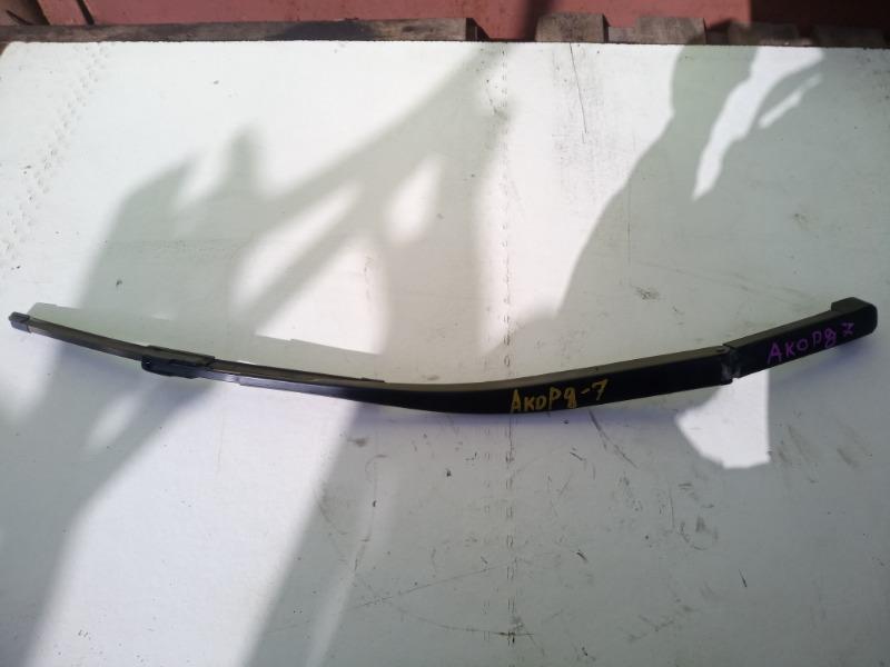 Поводок стеклоочистителя Honda Accord 7 K24A3 2007г.в. передний правый (б/у)