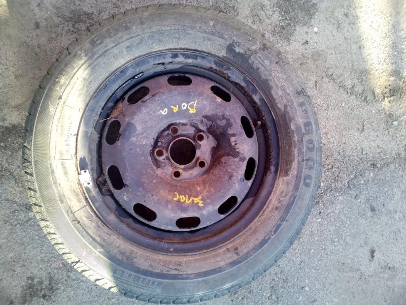 Запасное колесо Volkswagen Bora 1.6 AZD 2000 (б/у)