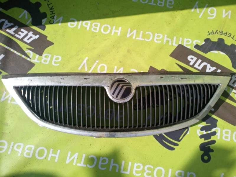 Решетка радиатора Mercury Mystique 2.0 ZETEC 1999г.в. (б/у)