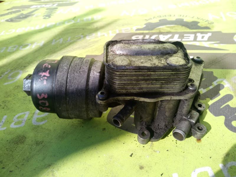 Корпус масляного фильтра Peugeot 308 1.6 EP6 ТУРБО 140Л.С. 2008 (б/у)