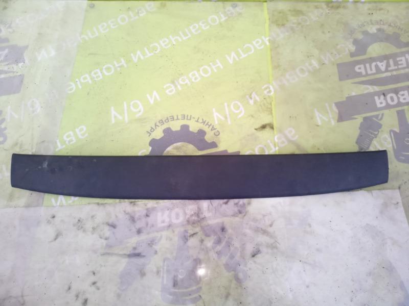 Обшивка крышки багажника Kia Ceed 2 Jd УНИВЕРСАЛ G4FG 2012 (б/у)
