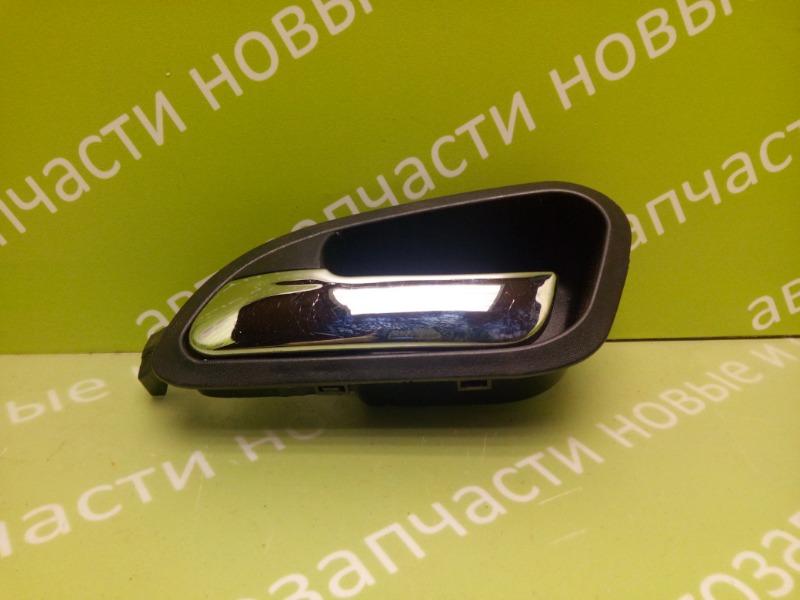Ручка двери внутренняя Lifan Breez 1.6 2008 левая (б/у)