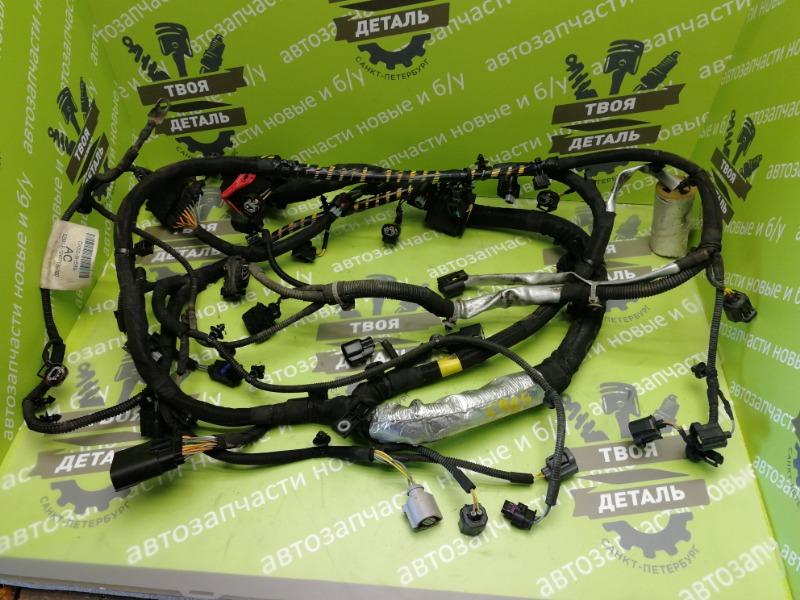 Проводка коса двигателя Land Rover Range Rover L405 448DT 2015 (б/у)