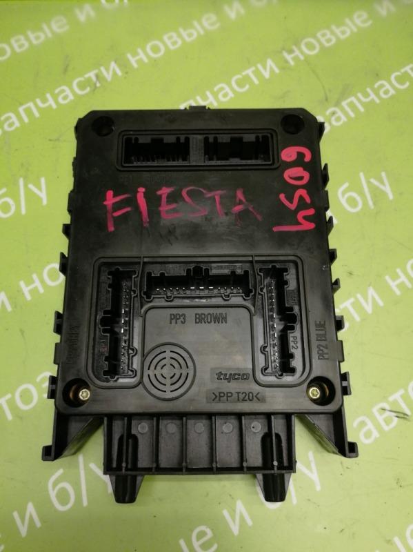 Блок комфорта Ford Fiesta MK4 1.3 J4T 2001 (б/у)