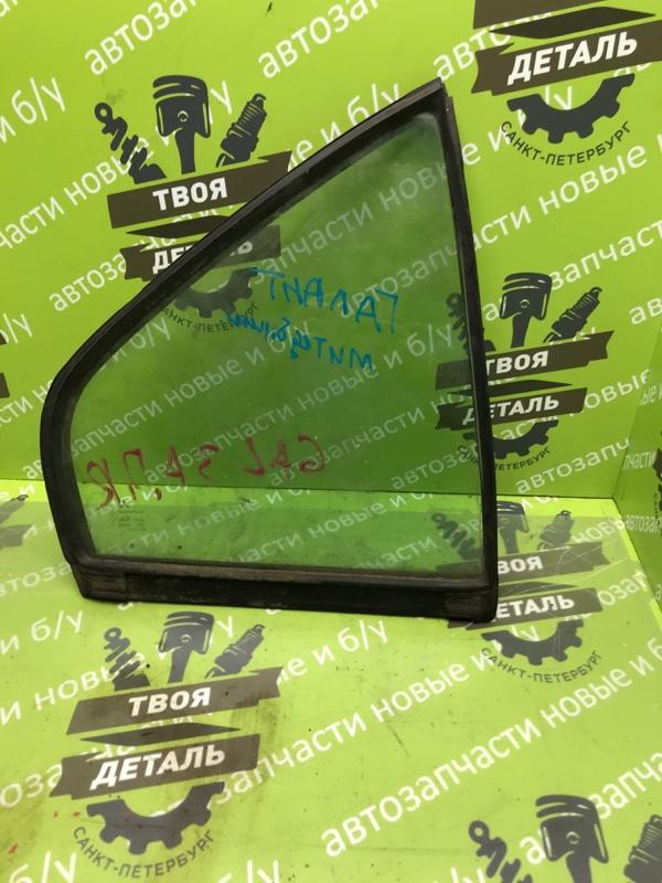 Форточка двери Mitsubishi Galant 8 Usa АМЕРИКА 4G64 2.4 2000 задняя правая (б/у)