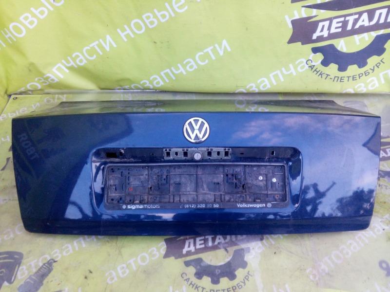 Крышка багажника Volkswagen Passat B5 СЕДАН 1998 (б/у)