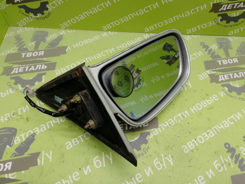 Зеркало Mitsubishi Galant 8 Usa USA 4G64 2.4 2000 переднее левое (б/у)
