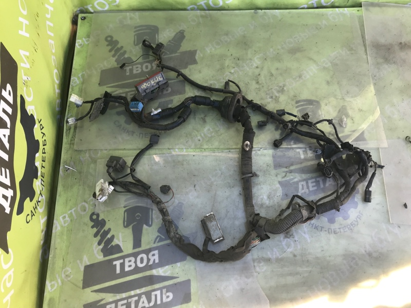 Коса моторного отсека Ford Focus 2 1.6 2008 (б/у)