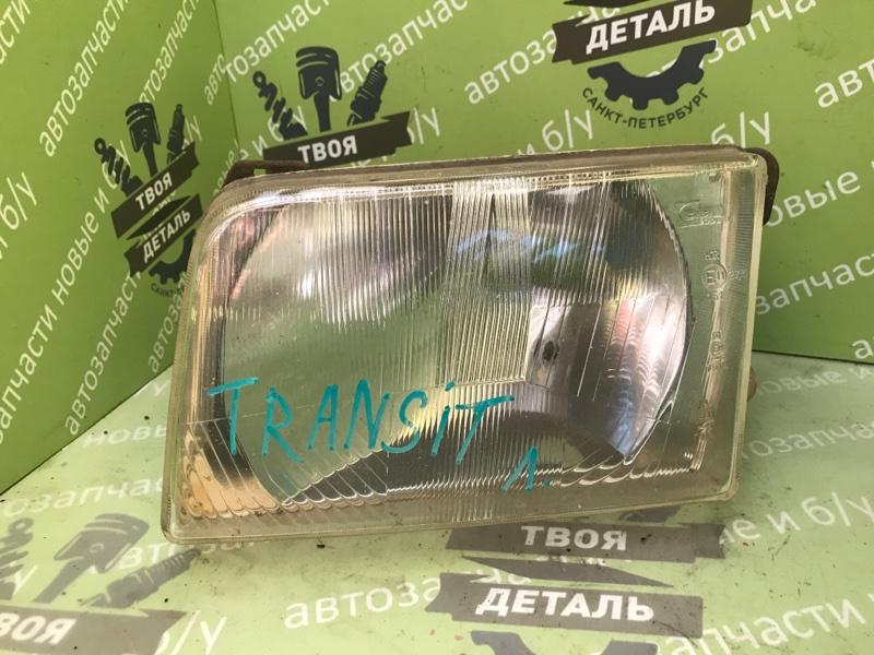 Фара Ford Transit 1985-1994 2.5D 86 левая (б/у)