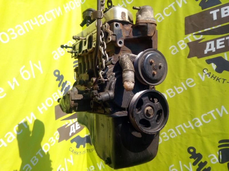 Двигатель Ford Fiesta MK4 1.3 J4T 2001 (б/у)
