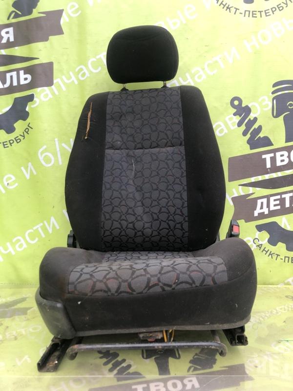 Сиденье Opel Astra G 1.6 16V 1998 переднее правое (б/у)