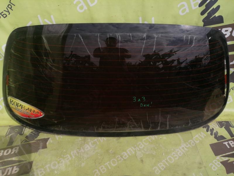 Заднее стекло Chevrolet Lanos (б/у)