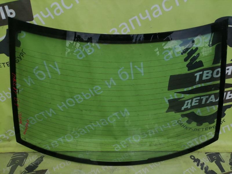 Заднее стекло Volkswagen Passat B5 СЕДАН (б/у)