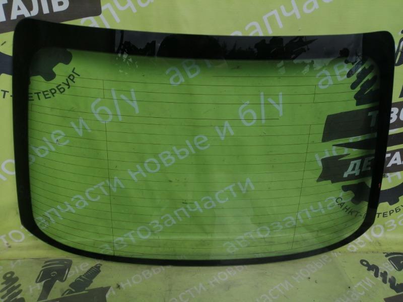 Заднее стекло Honda Accord 7 K24A3 2007г.в. (б/у)