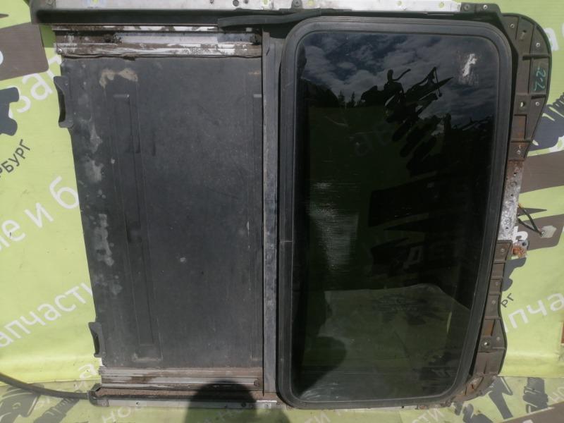 Стекло люка Mitsubishi Galant 8 Usa АМЕРИКА 4G64 2.4 2000 (б/у)