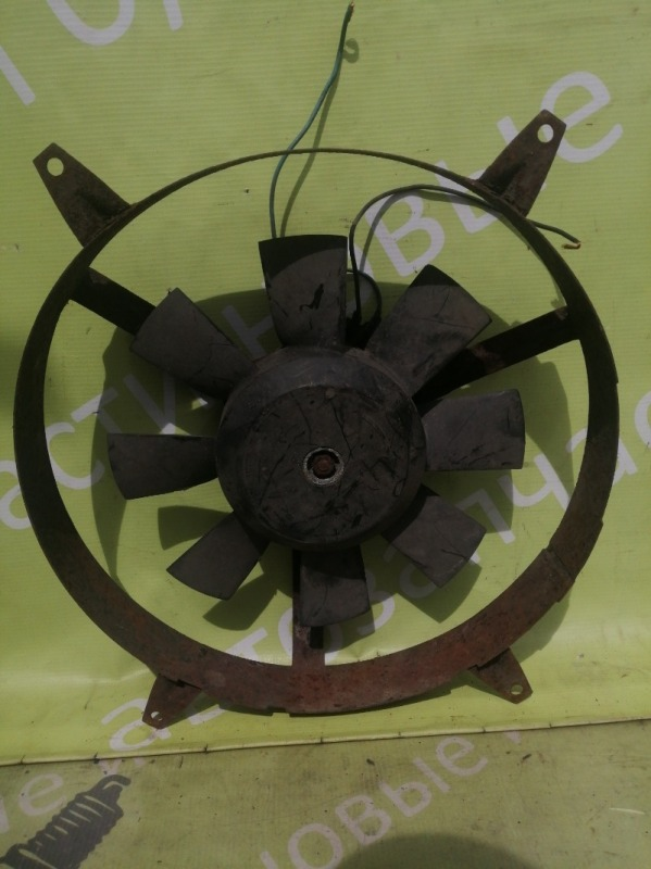 Вентилятор радиатора Волга 3110 (б/у)