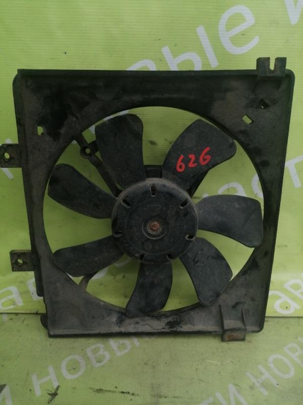Вентилятор радиатора Mazda 626 Gf 1997 (б/у)