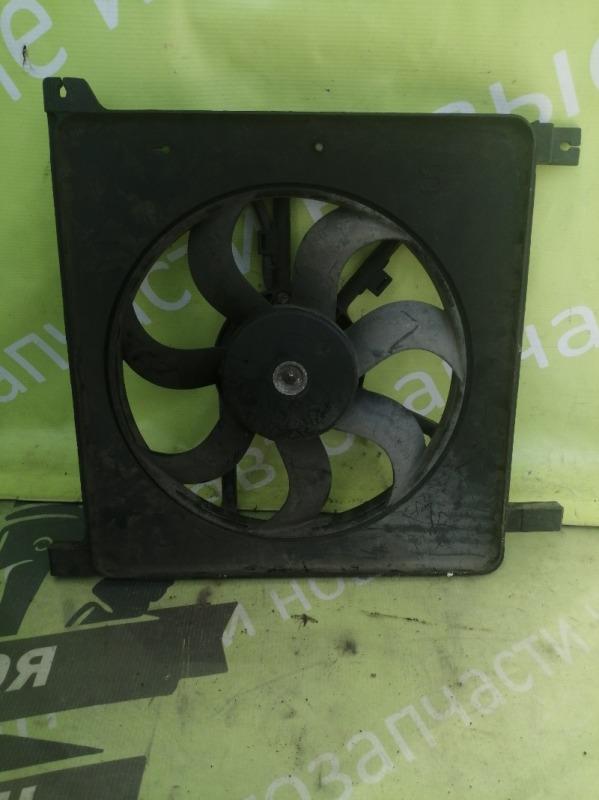 Вентилятор радиатора Daewoo Nexia (б/у)