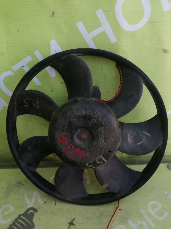 Вентилятор радиатора Volkswagen Passat B5 (б/у)