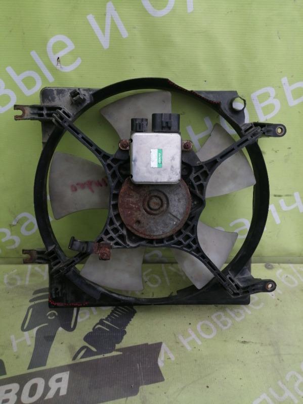 Вентилятор радиатора Mitsubishi Galant 8 Usa 4G64 2.4 2000 (б/у)