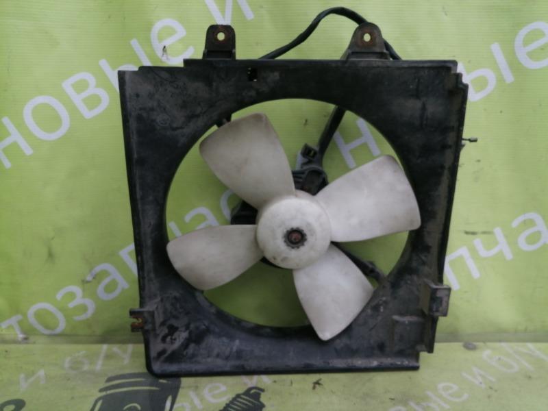 Вентилятор радиатора Mazda 626 Gf 1992 (б/у)