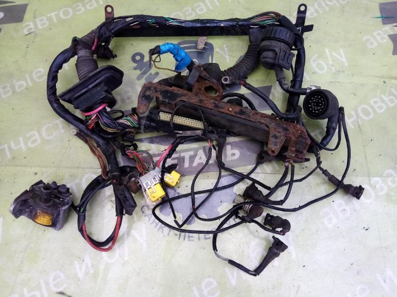 Проводка коса двигателя Bmw 5 Series 520 E34 M20B20 1988 (б/у)