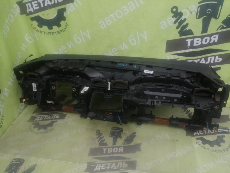Усилитель торпедо Ford Focus 2 (б/у)