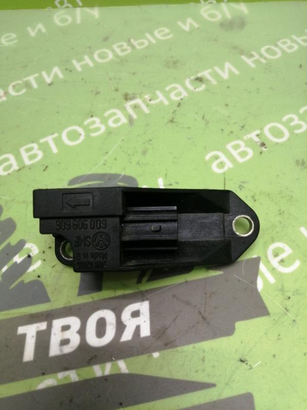 Датчик airbag Volkswagen Sharan 7M AWC 1.8 ТУРБО 2002 (б/у)