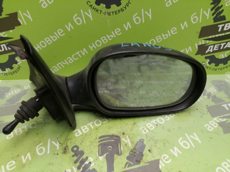 Зеркало Chevrolet Lanos 1.5 правое (б/у)