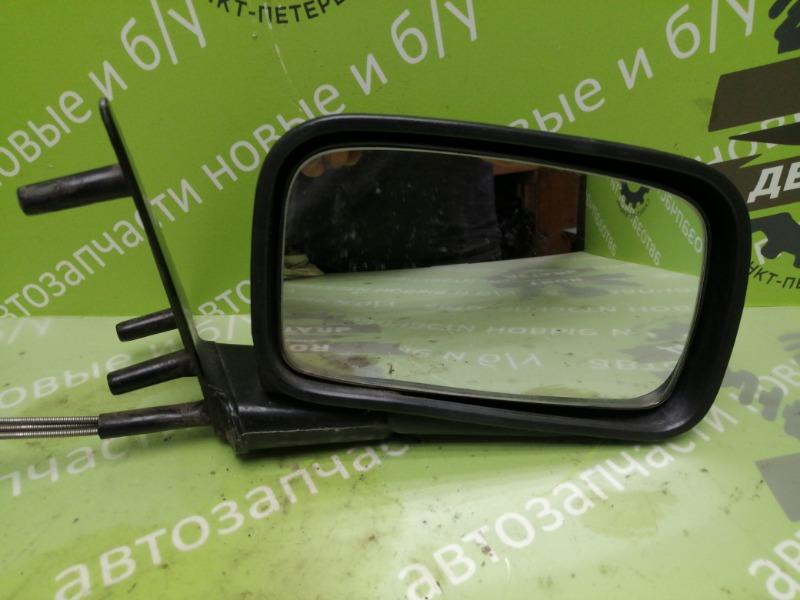 Зеркало Volkswagen Golf 2 1.8 1989 правое (б/у)