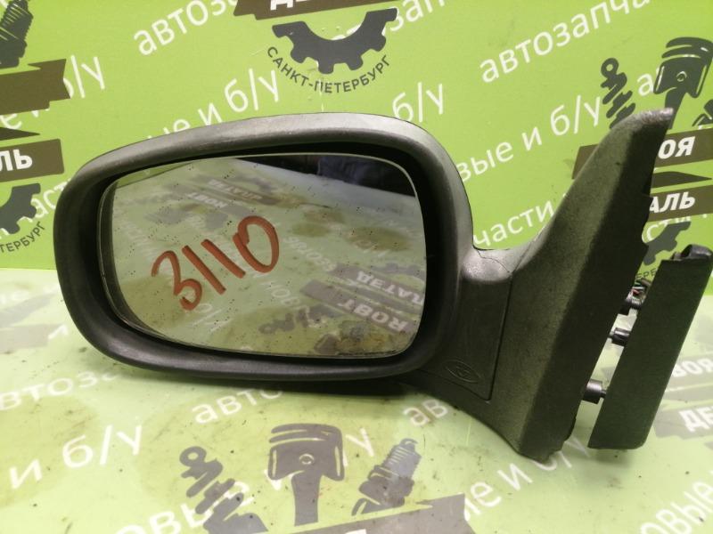 Зеркало Волга 3110 ЗМЗ 402 2003г.в. левое (б/у)