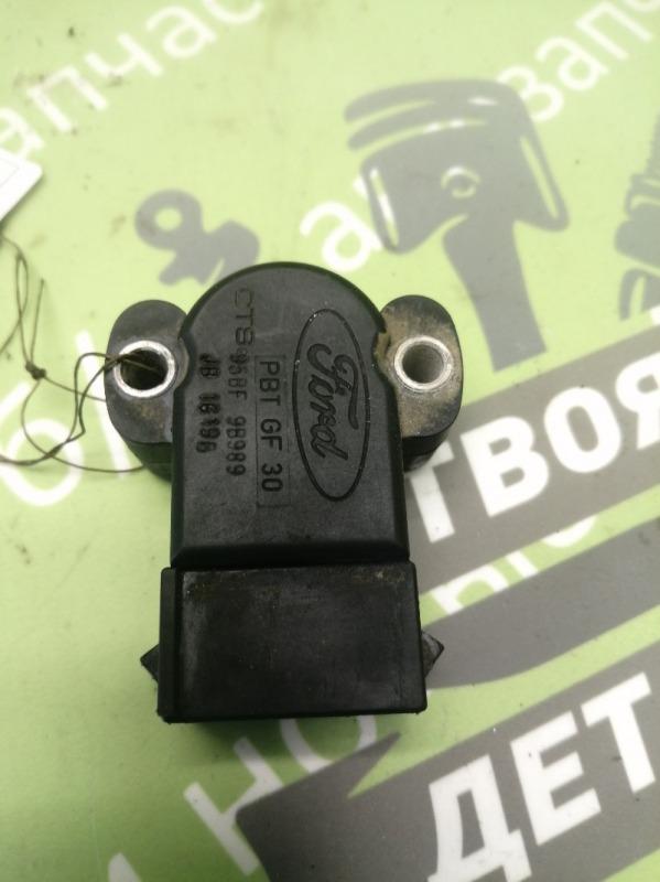 Датчик дроссельной заслонки Ford Fiesta MK4 1.3 J4T 2001 (б/у)