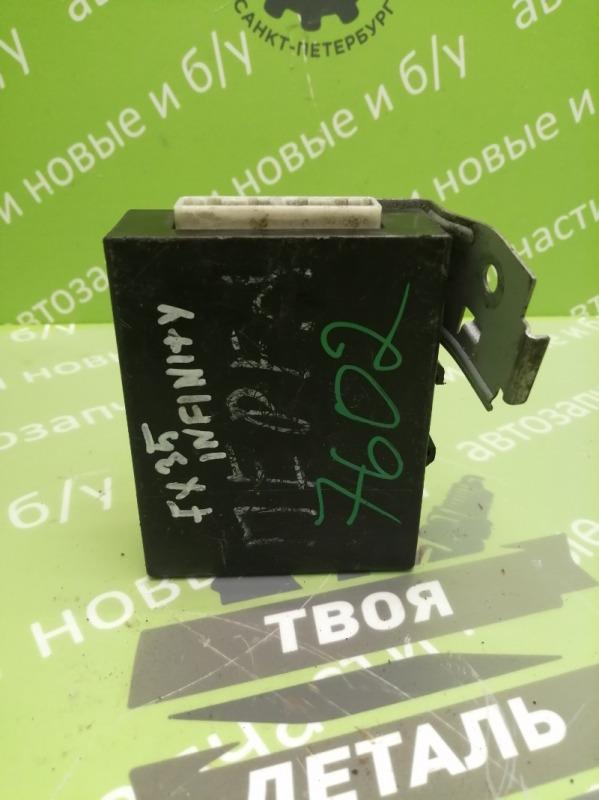 Блок комфорта Infiniti Fx35 S50 3.5 VQ35DE 2004 (б/у)