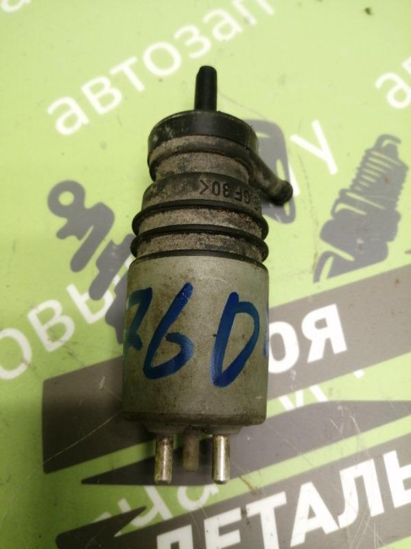 Насос омывателя Bmw 7 Series 735 Е23 3.5 1985г.в. (б/у)