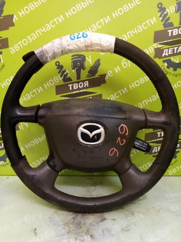 Руль Mazda 626 Gf (б/у)
