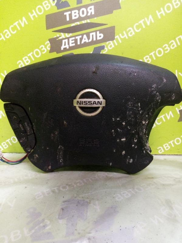 Подушка безопасности Nissan Patrol Y61 2007г.в. (б/у)