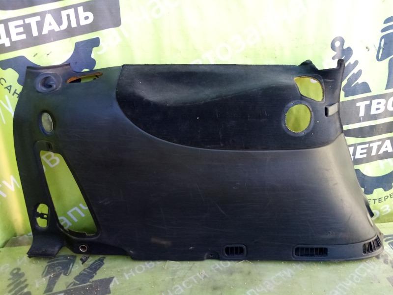 Обшивка багажника Volkswagen Sharan 7M левая (б/у)